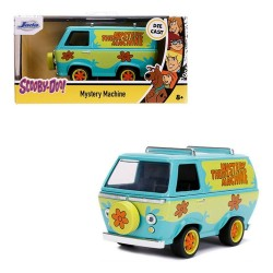 Réplica Mystery Machine Scooby Doo Hollywood Rides