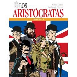 los aristocratas integral comic ponent mon