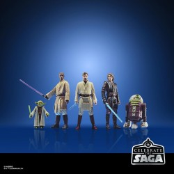 Set Figuras Jedi Order Star Wars Celebrate the Saga Hasbro