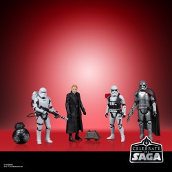 Set Figuras First Order Star Wars Celebrate the Saga Hasbro