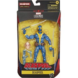Figura Deadpool Goat Marvel Legends
