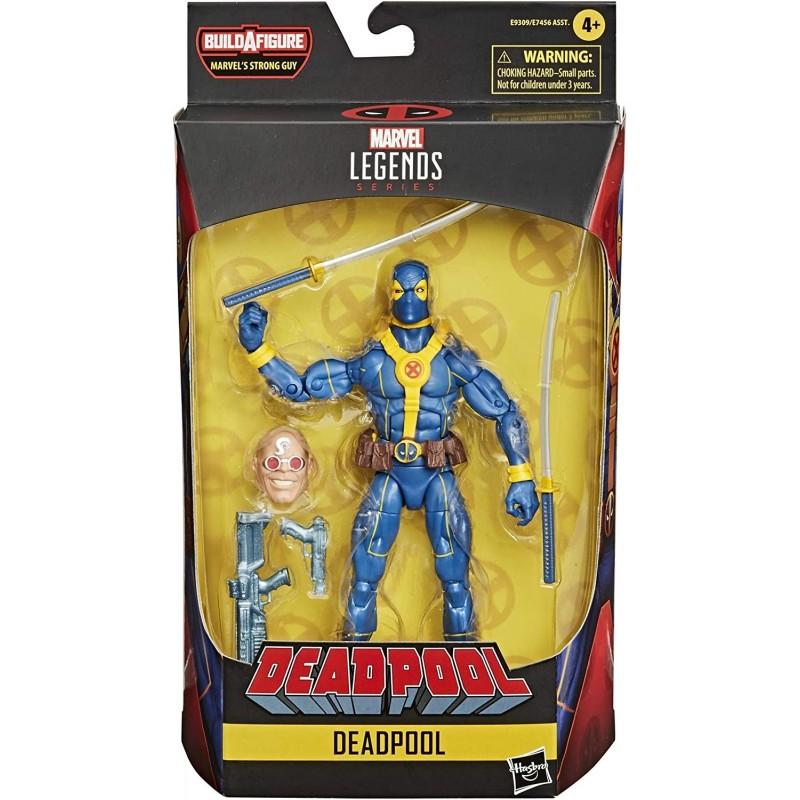 Figura Deadpool Goat Marvel Legends