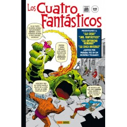 Los 4 Fantásticos 1. Génesis (Marvel Gold)