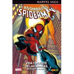El Asombroso Spiderman 3. Vida y Muerte de las Arañas (Marvel Saga 10)