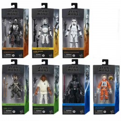 Figuras Black Series Star Wars Wave 3 Hasbro