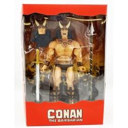 Figura Conan El Bárbaro Deluxe Super7