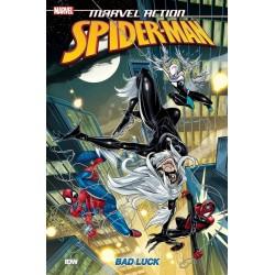Spiderman 3. Mala Suerte...