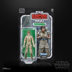Figura Luke Skywalker Dagobah 40 Aniversario Star Wars Hasbro
