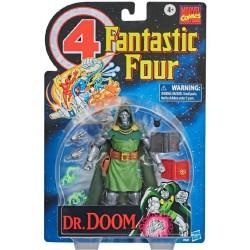 Figura Doctor Doom Variant Fantastic Four Marvel Legends Hasbro