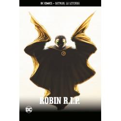 Batman, la Leyenda 37. Robin R.I.P.