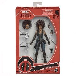 Figura Domino X-Men 20 Aniversario Marvel Legends