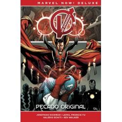 Marvel Now! Deluxe. Los Vengadores de Jonathan Hickman   7