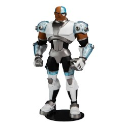 DC Multiverse Animated Figura Animated Cyborg 18 cm