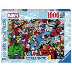 Puzzle Marvel Comics Challenge 1000 piezas