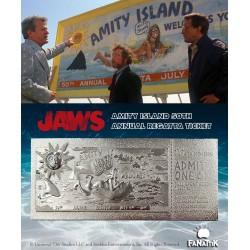 Réplica Regatta Ticket Jaws Tiburón Edición Limitada