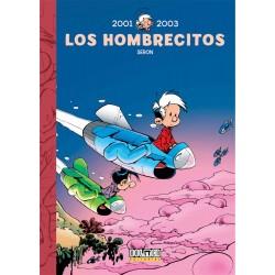 comic Los Hombrecitos 14 2001-2003 Dolmen
