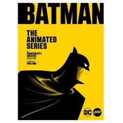 Imagén: Libro Batman The Animated Series The Phantom City Creative Book Mondo (Inglés)