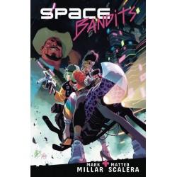 Space Bandits De Mark Millar comprar