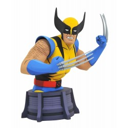 Mini Busto Wolverine (Lobezno) Marvel Animated X Men comprar