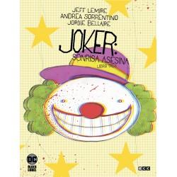 Joker  Sonrisa Asesina 3 ECC Comics