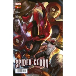 Spidergedón. Colección Completa comprar