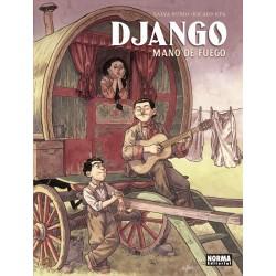 Django. Mano de Fuego comprar