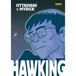Hawking cómic norma editorial comprar