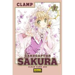 Card Captor Sakura Clear Card Arc 7 norma comprar