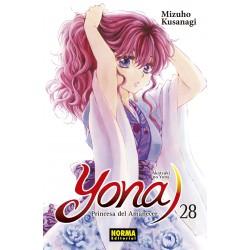 Yona, Princesa del Amanecer 28 norma comprar