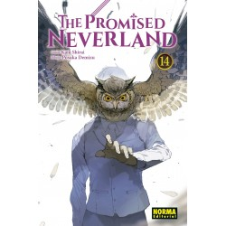 The Promised Neverland 14 norma comprar