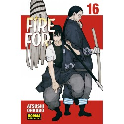 Fire Force 16 comprar norma