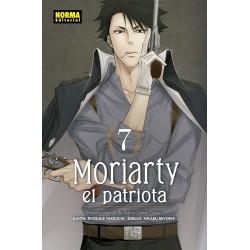 Moriarty el Patriota 7 norma comprar