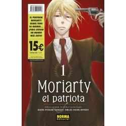 Moriarty el Patriota. Pack De Iniciación norma comprar
