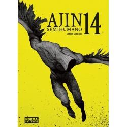 Ajin (Semihumano) 14 manga norma comprar