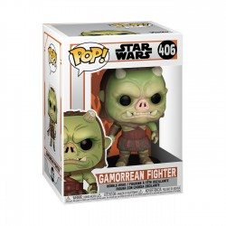 Luchador Gamorreano Star Wars The Mandalorian POP Funko 406