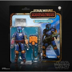 Heavy Infantry The Mandalorian Black Series Credit Collection Star Wars