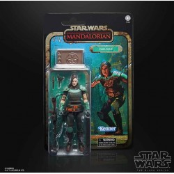 Figura Cara Dune The Mandalorian Black Series Credit Collection Star Wars
