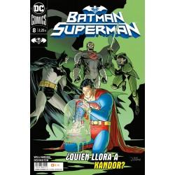 Batman / Superman 8 comprar