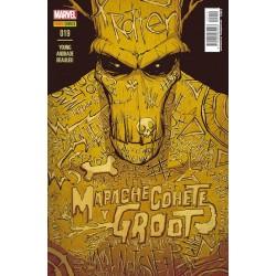 Mapache Cohete y Groot 19