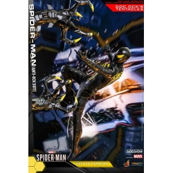 Figura Spiderman Videojuego Anti-Ock Suit Deluxe Hot Toys