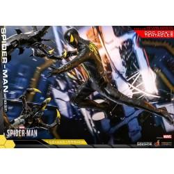 Figura Spiderman Videojuego Anti-Ock Suit Deluxe Hot Toys