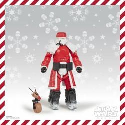 Figura Star Wars Black Series Navidad Figura 2020 Range Trooper Holiday Edition comprar