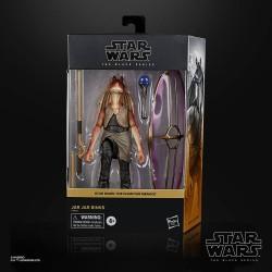 Figura Jar Jar Binks Deluxe Star Wars Episode I Black Series  comprar