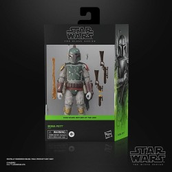 Figura Boba Fett Deluxe Star Wars Episode IV Black Series comprar