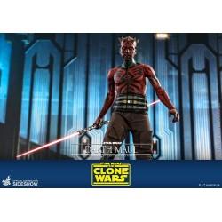 Figura Darth Maul Hot Toys Clone Wars Star Wars