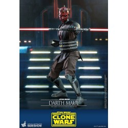 Figura Darth Maul Hot Toys Clone Wars Star Wars