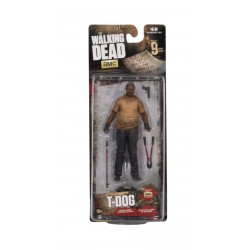 The Walking Dead. Figura de Acción de T-Dog (Series 9)