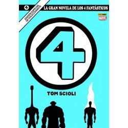 La Gran Novela de Los 4...
