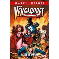 Los Vengadores: Lazos de Sangre  (Marvel Héroes 102) comprar