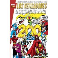 Los Vengadores. El Destino de Miss Marvel (Marvel Gold)